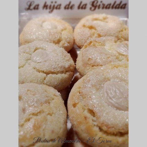 Pastas de Almendra Artesanas Conjunto