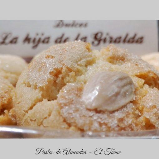Pastas de Almendra Artesanas Principal