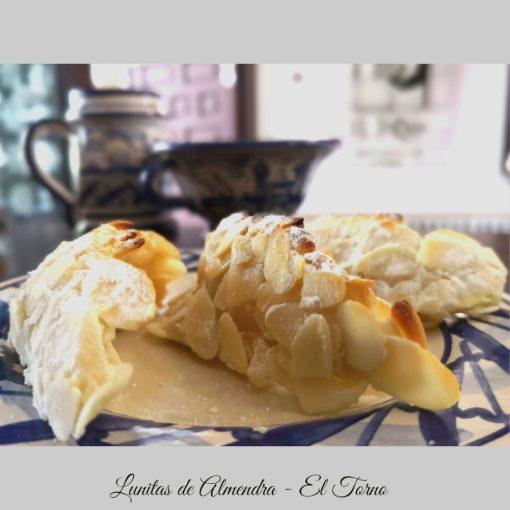 Lunitas de Almendra de Sevilla Conjunto