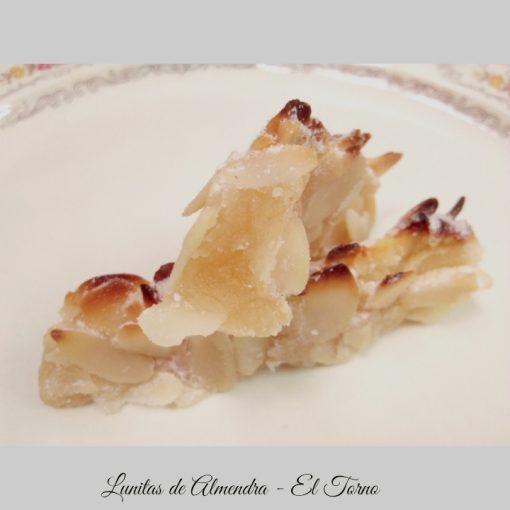 Lunitas de Almendra de Sevilla Detalle