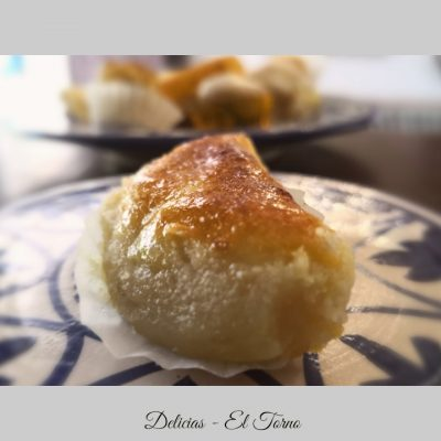 Dulces de Convento. Delicias Principal