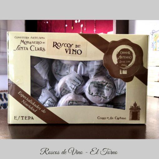 Roscos de Vino Artesanos Caja