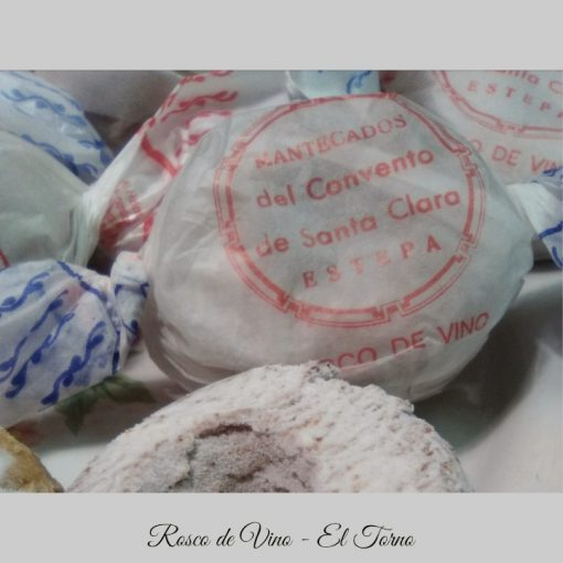 Roscos de Vino Artesanos Detalle