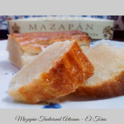 Mazapán Tradicional Artesano Principal