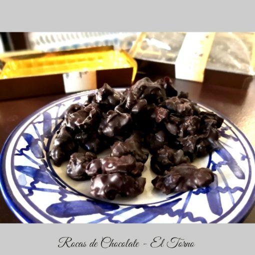 Rocas de Chocolate Conjunto