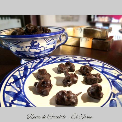 Rocas de Chocolate Principal
