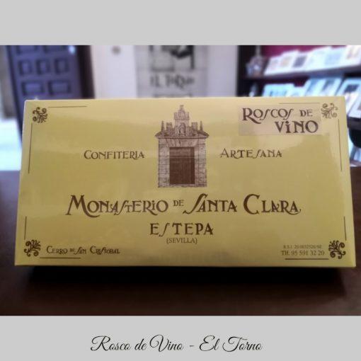 Roscos de Vino Artesanos Caja 2