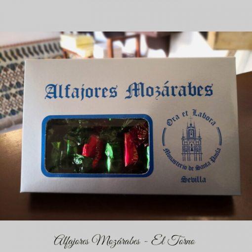 Alfajores Mozárabes Andaluces Caja