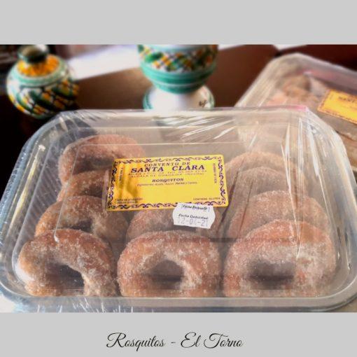 Roscos Fritos de las Monjas Caja