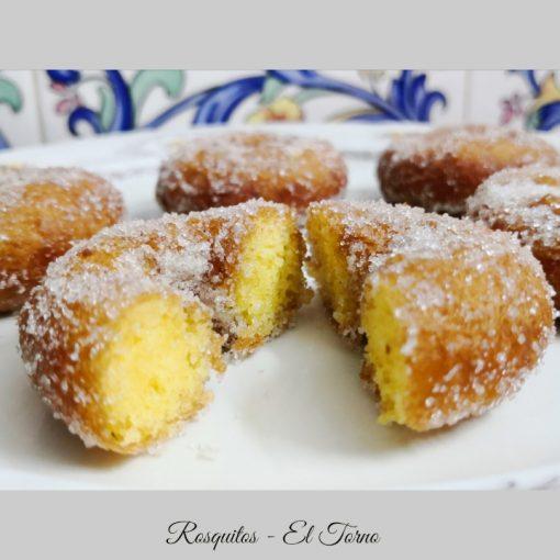 Roscos Fritos de las Monjas Detalle