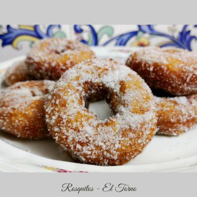 Roscos Fritos de las Monjas Principal