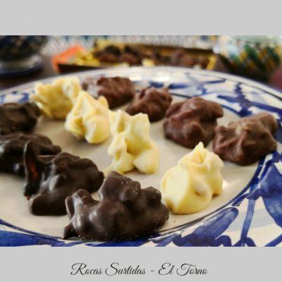 Rocas Surtidas de Chocolate Principal